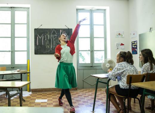 Panique au Dancing : Ma maîtresse ?