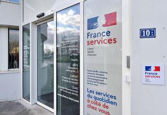 Mairie de quartier du Clou Bouchet - France Services