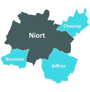 Unité urbaine de Niort