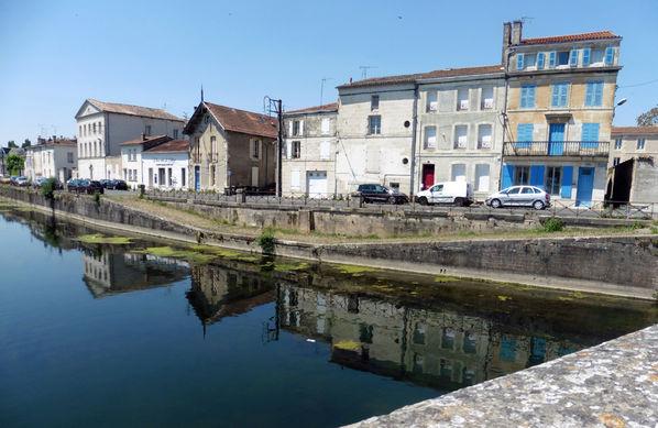 Cale du port, le quai Métayer ©Sylvie Méaille