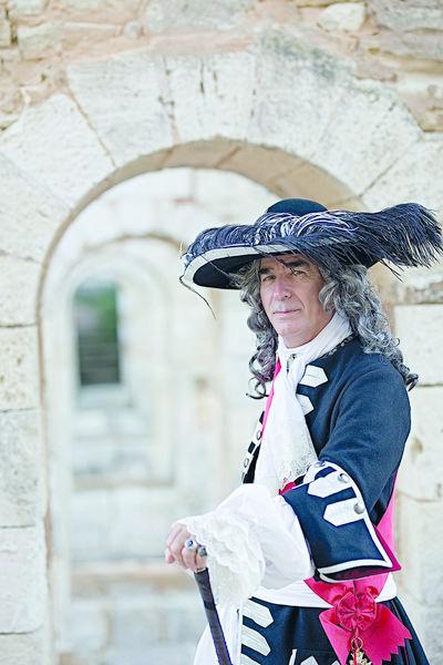 Visite guidée théâtralisée - Louis XIV à Niort - COMPLET!