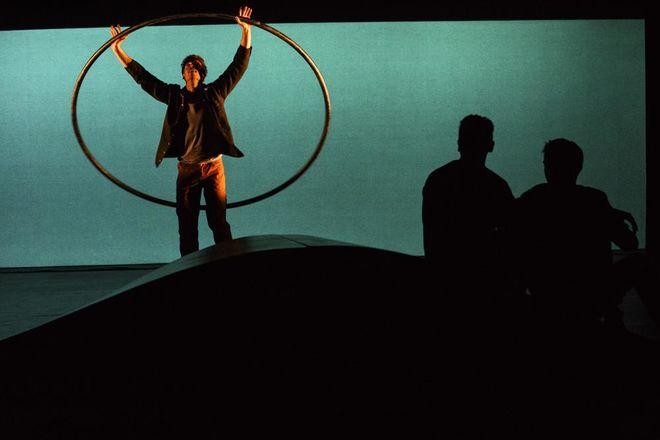 Théâtre jeune public : La nuit où le jour s'est levé