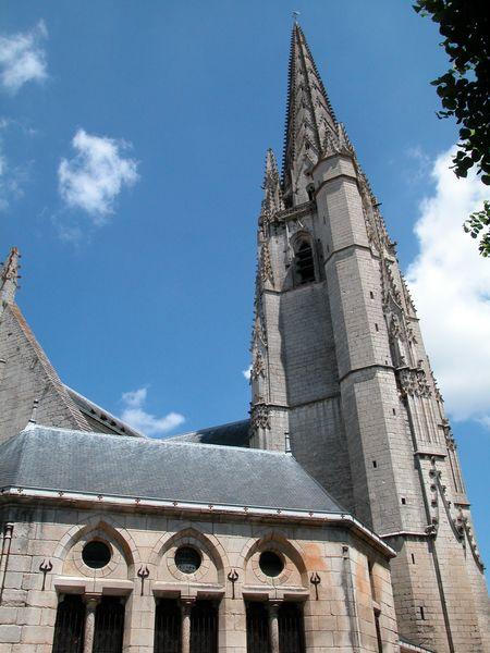 Visite guidée : l'église Notre-Dame