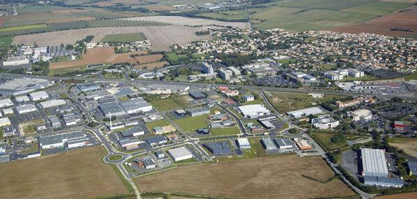 Zone Pierre Mendès-France à Niort ©4Vents