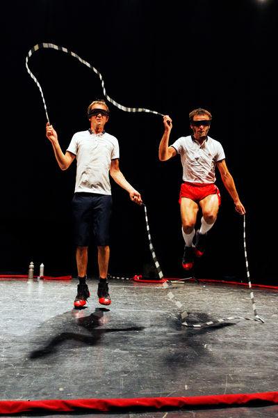 Festival Cirque d'été / prélude