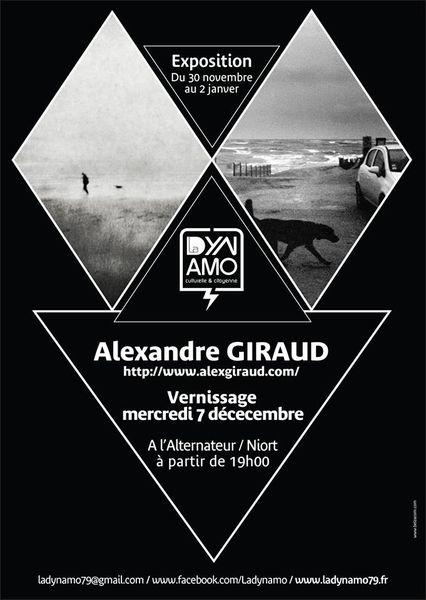 Expo photos : Alexandre Giraud