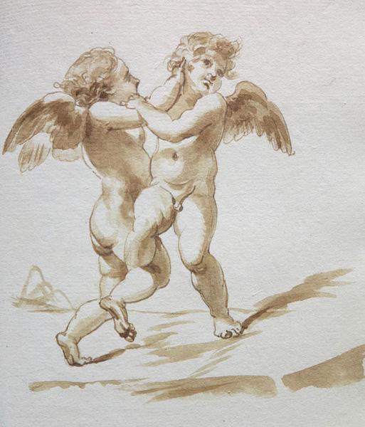 L'art au menu : Bernard d'Agesci, desseins ou dessins ?