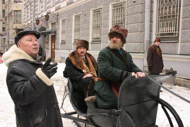 """Festival du film russe : """"La Chasse du Tsar"""""""