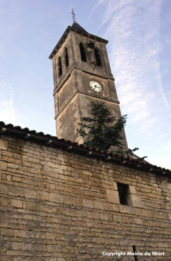 Clochet d'une église