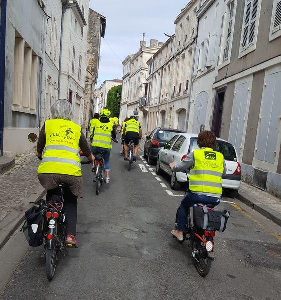 """Tour de Roues """"Vélotaf"""""""