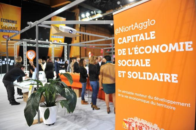 Forum de l'Économie sociale et solidaire et de l'Innovation sociale