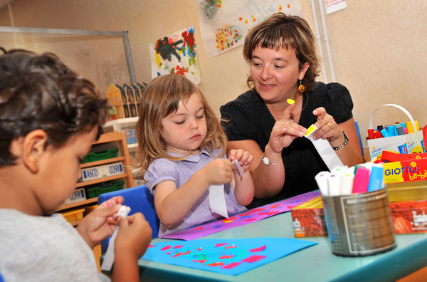 Crèche municipale Angélique - Photo Marie Delage