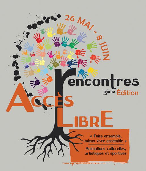 Inauguration des Rencontres Accès libre - 3e édition