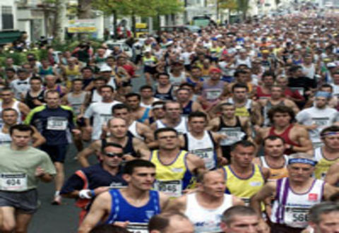 Illustration article : Semi-marathon