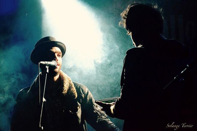 Concert : City Kay + Flox au Camji