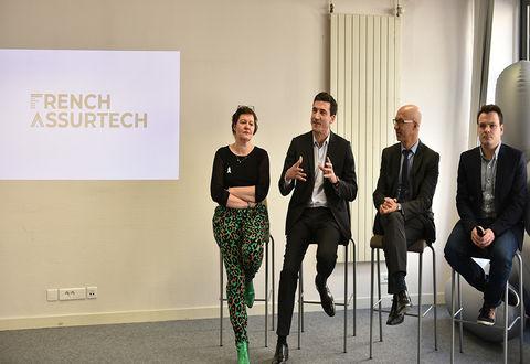 Illustration article : French AssurTech, un coup de boost pour les startup