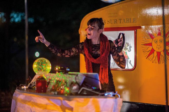 Cirque d'été : Stultiferanavis - DJ'itane