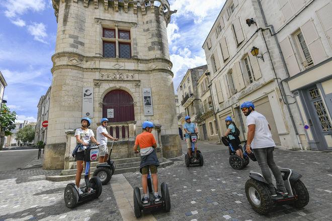 City Tour en gyropode Segway