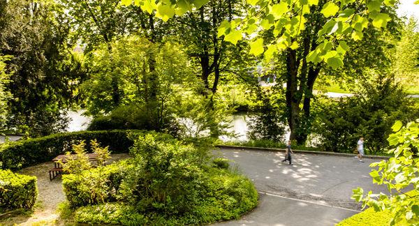 Jardin des plantes - Photo Alex Giraud