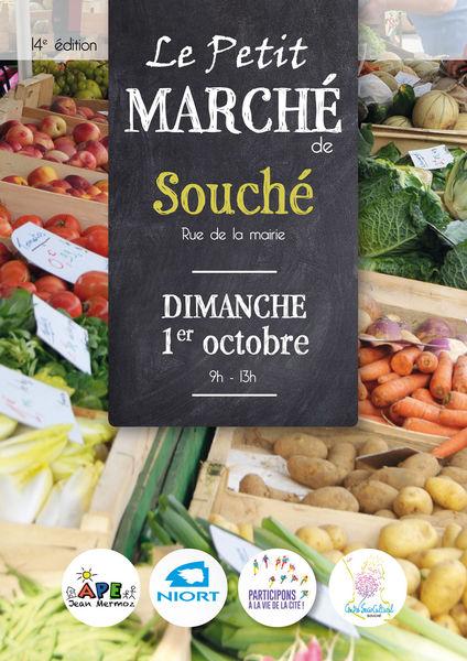 Petit marché de Souché