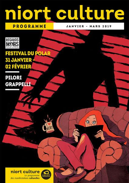 Festival du polar Regards Noirs 2019