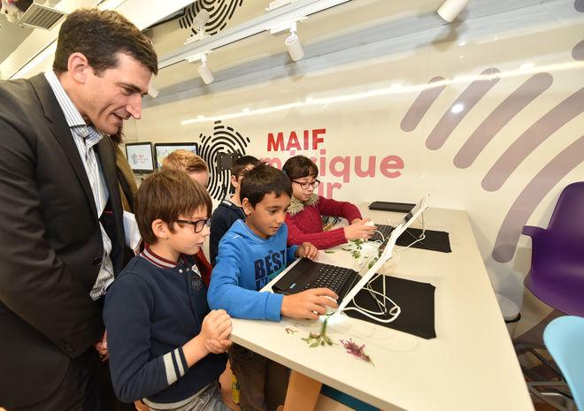 Maif Numérique Tour