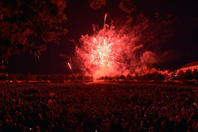 Fête Nationale : Feu d'artifice