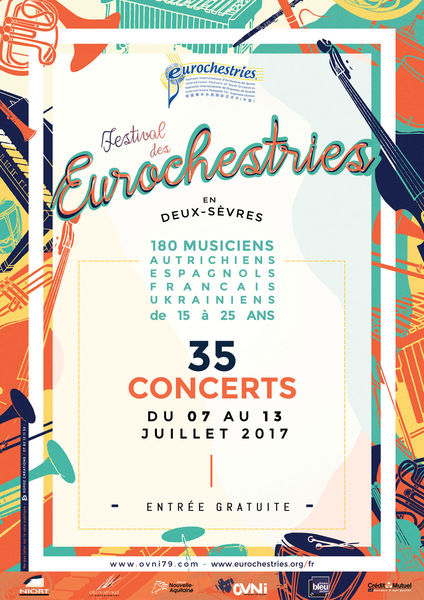 Festival : les Eurochestries
