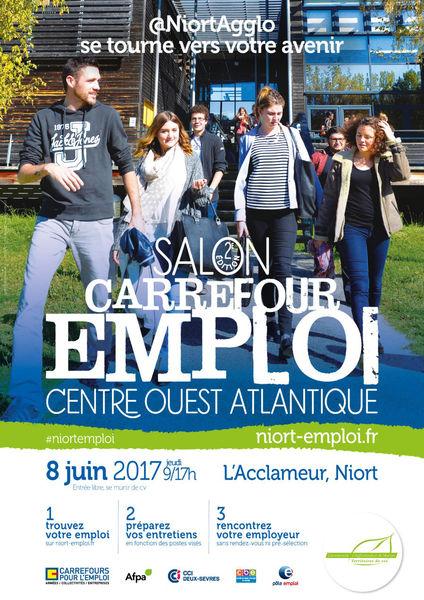 Carrefour emploi Centre Ouest Atlantique