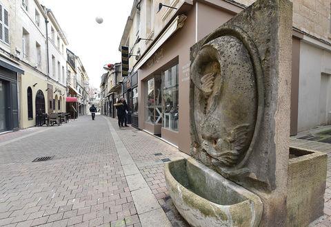 Illustration article : Le Dauphin de Bernard d'Agesci bientôt restauré