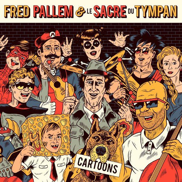 Concert : Cartoons