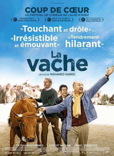 Cinéma en plein air : La Vache