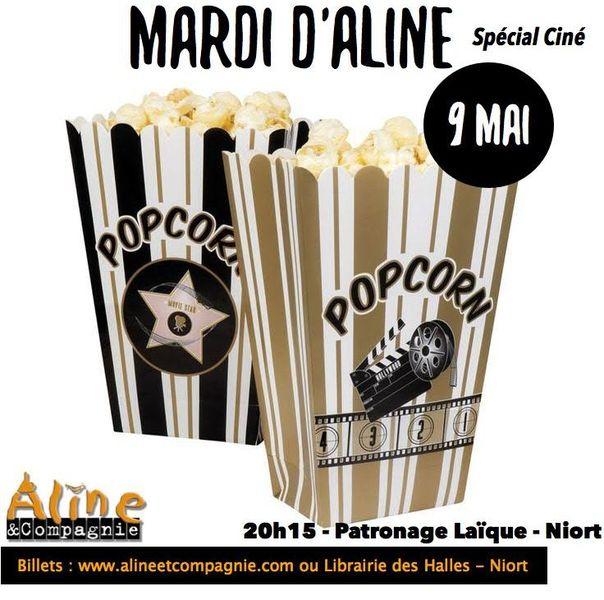 Mardi d'Aline et Cie - Spécial Cinéma
