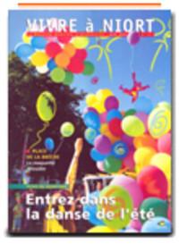 couverture Magazine vivre à niort : Numéro de Juin 2004