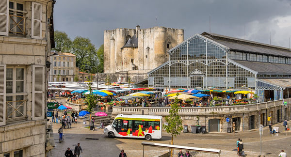 Navette gratuite en centre ville mairie de niort for E leclerc niort centre niort