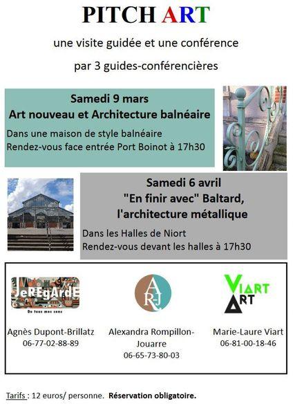 Pitch art : Art nouveau et architecture balnéaire
