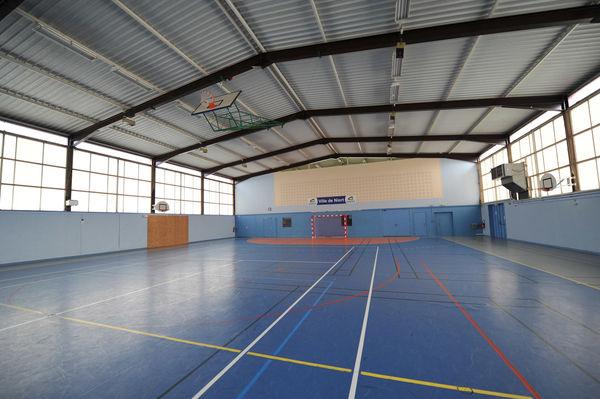Salle de sport de Souché © Derbord