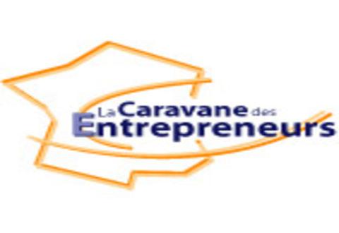 Illustration article : Caravane des entrepreneurs