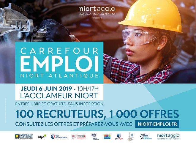 Carrefour pour l'emploi