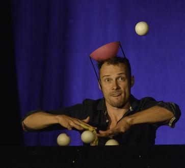 Festival Cirque d'été CIEBlizzards concept- Opéra pour sèche-cheveux