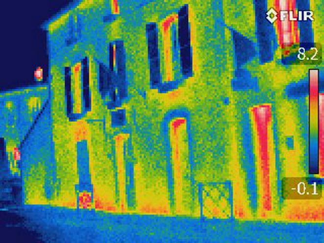 Nuits de la thermographie : Chasser les fuites d'énergie !