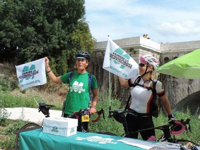 Défi à vélo pour vaincre la mucoviscidose