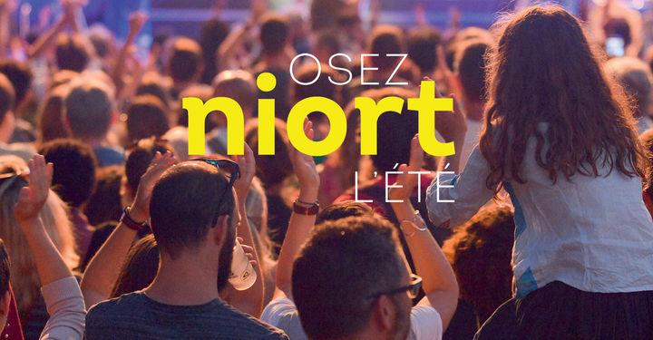 Osez Niort l'été