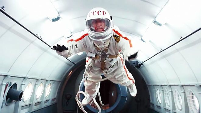 "Festival du film russe : ""The Spacewalker"""
