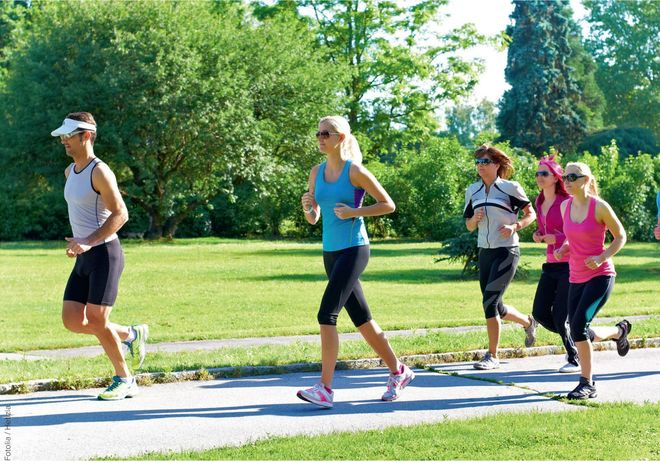 Printemps en Forme le Dimanche : Renforcement musculaire