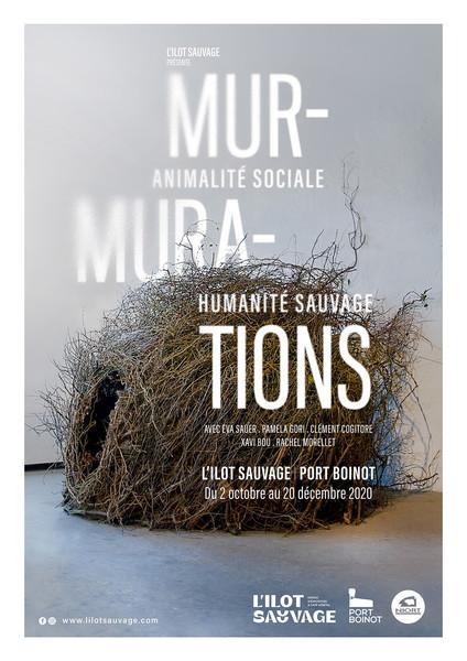 Exposition : Murmurations - Lieu fermé confinement