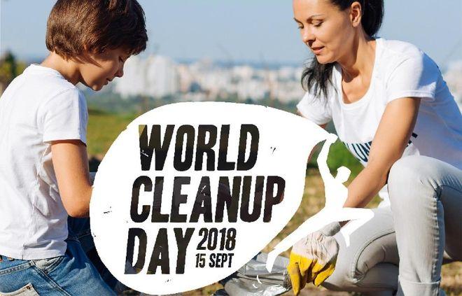 World CleanUp Day à Niort
