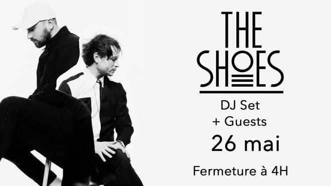THE SHOES au Hangar !