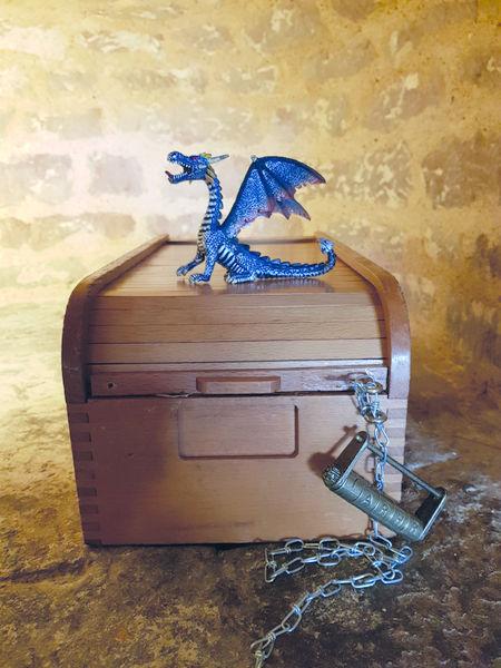 Dimanche au musée : le secret du dragon, chasse aux trésors