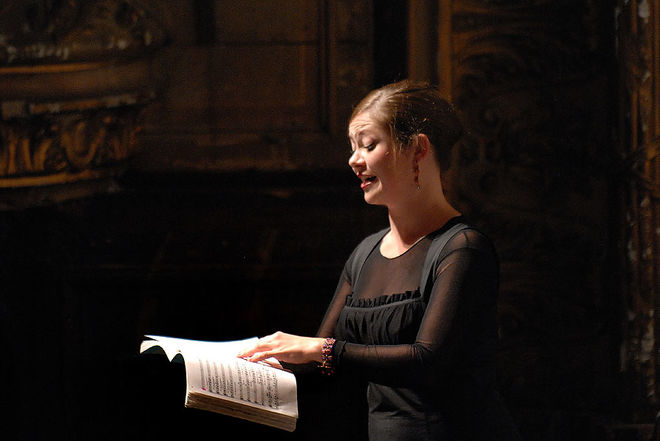 Mensa Sonora : Le Petit Livre d'Anna Magdalena Bach